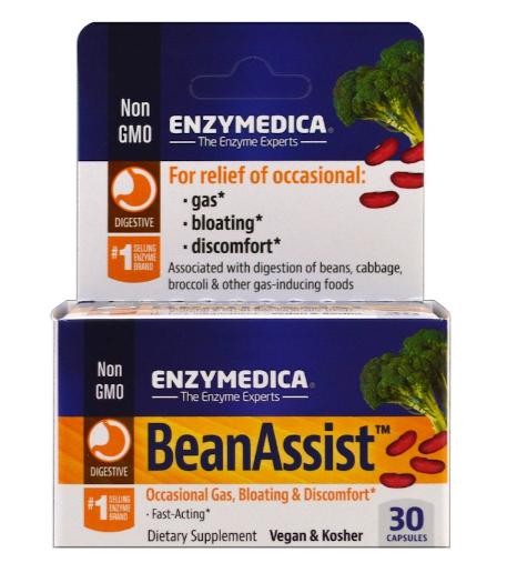 Enzymedica Bean Assist 30ct
