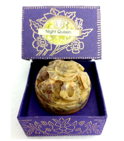 Natural Solid Perfume Night Queen