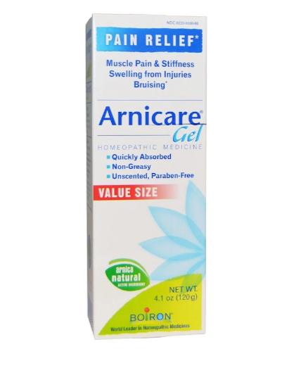 Boiron Arnicare Pain Relief Gel Value Size 4.1oz