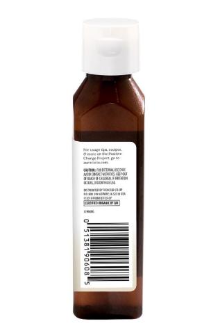 AuraCacia Jojoba Oil 4 FL OZ