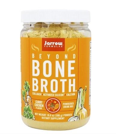 Jarrow Bone Broth Curry Chix Flavor 10.8oz
