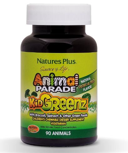 Natures Plus Kid Greenz 90ct