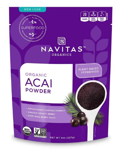 Navitas Organic Acai Powder 4oz