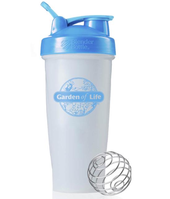 Shaker Bottle Garden of Life