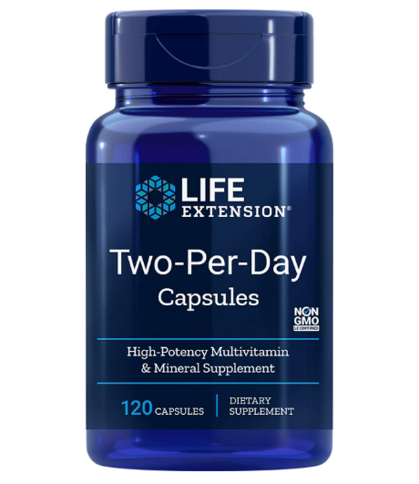 Life Extension  Two/day 120 caps