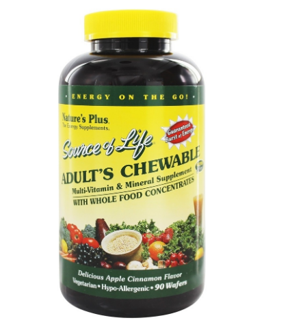 Natures Plus Adults chewable