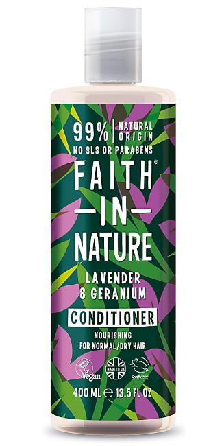 Faith in Nature Conditioner, Lavender & Geranium 13.5oz
