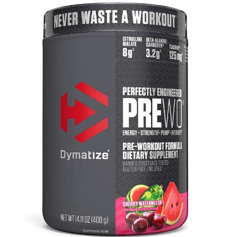 Dymatize PRE W.O cherry watermelon