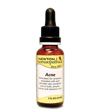 Newton Homeopathics Acne 1 oz