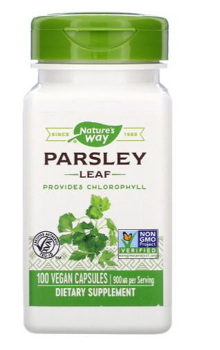 Nature's Way Parsley Leaf