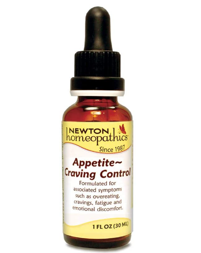 Newton Homeopathics Appetite Craving 1oz