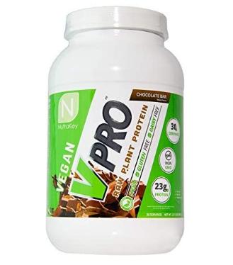 Nutra Key Raw Plant V-pro Chocolate 2lb