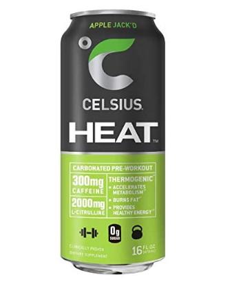 Celsius HEAT Apple Jack