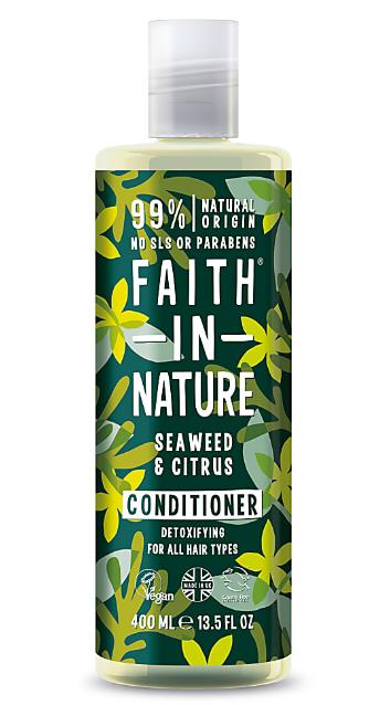 Faith in Nature Conditioner, Seaweed & Citrus 13.5oz