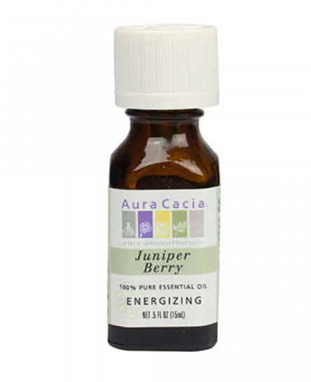 Aura Cacia Essential Oil, Juniper Berry 0.5oz