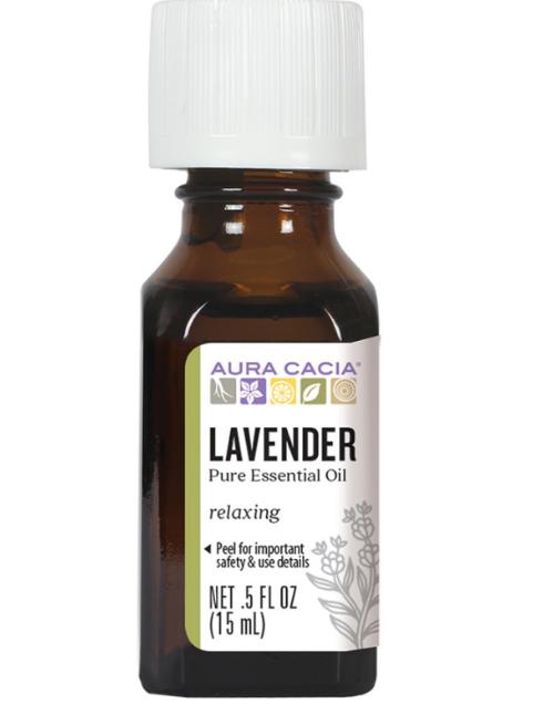 Aura Cacia Essential Oil, Lavender 0.5oz