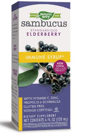Nature's Way Sambucus Immune