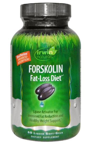 Irwin Naturals Forskolin