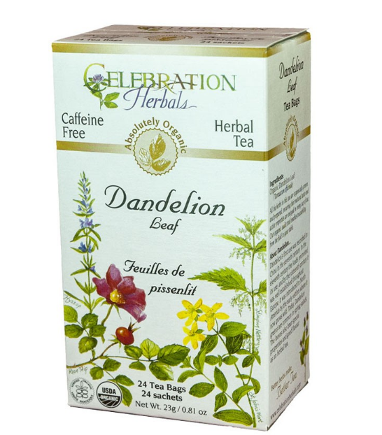 Celebration Herbals Dandelion Tea