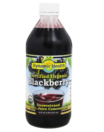 dynamic health blackberry concentrate