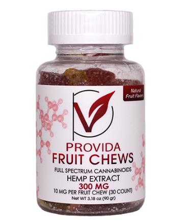 Provida Fruit Chews 300MG