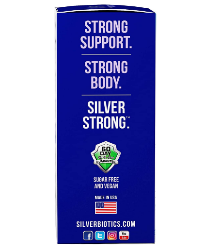 Silver Biotics 8oz