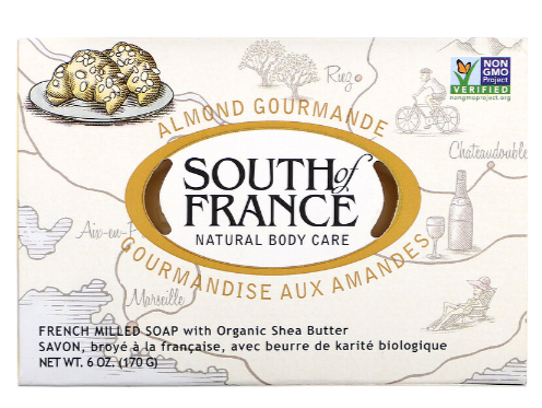 South of France Bar Soap Almond