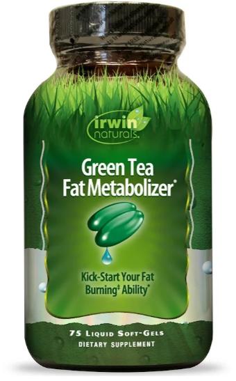 Irwin Naturals Green Tea Metabolizer