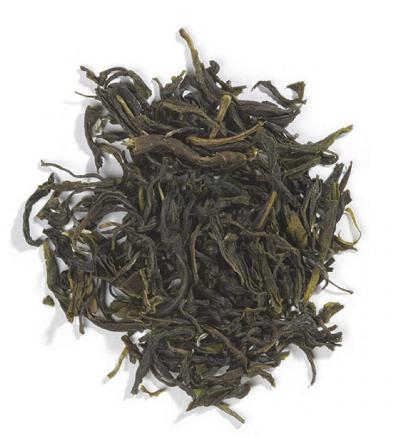 Frontier Organic China Green Tea