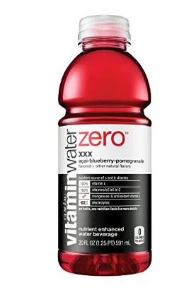Vitamin Water Zero XXX