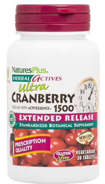 Nature's Plus Ultra Cranberry 1500