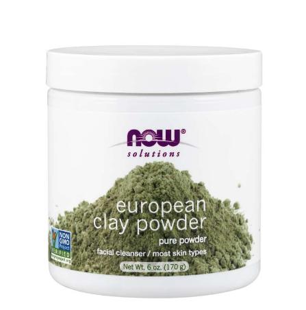 Now European Clay Powder 6oz