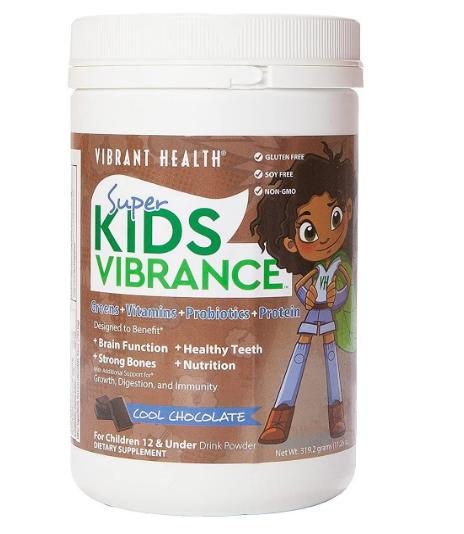 Vibrant Health Kids Vibrance Chocolate