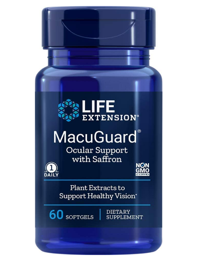 Life Extension MacuGuard