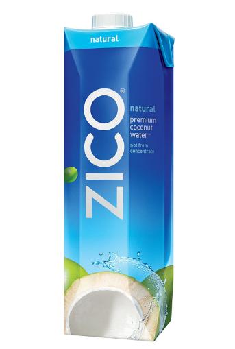 Zico - Natural Premium Coconut Water - 1 Liter 33.80 fl oz