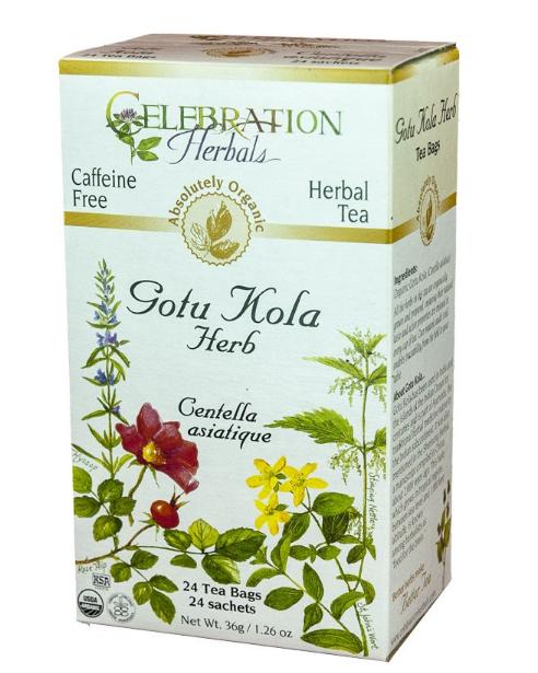 Celebration Herbals Gotu Kola