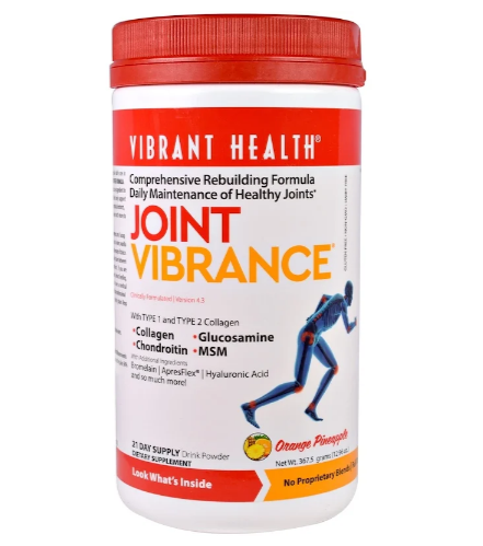 Vibrant health Joint Vibrance 21 Day Supply