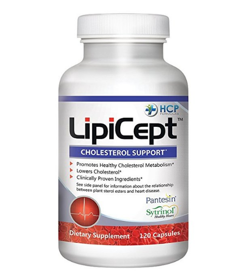 HCP LipiCept Cholesterol Support