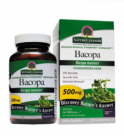 NAtures Answer's Bacopa