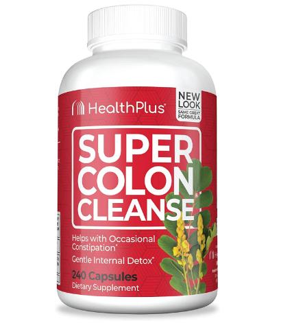 Health Plus Super Colon Cleanse 240cap