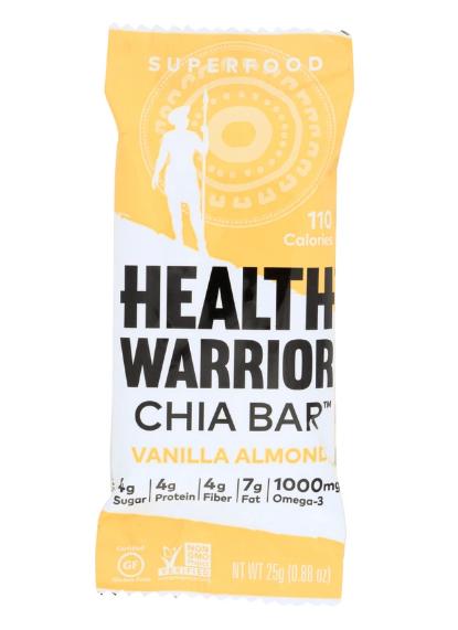 Health Warrior Vanilla Almond