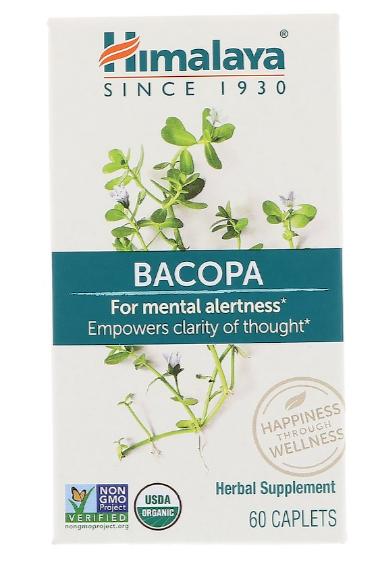 Himalaya Bacopa 60 caplets