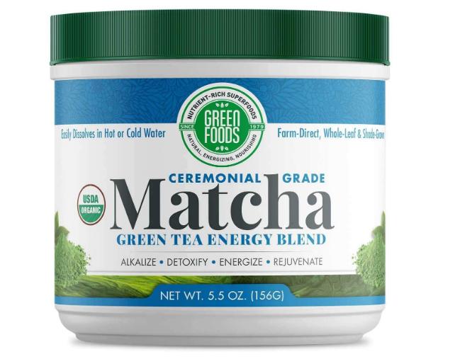 Matcha Green Tea 5.5oz