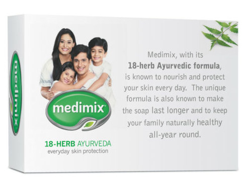 Medimix Classic 18 Herbs Ayurvedic Soap