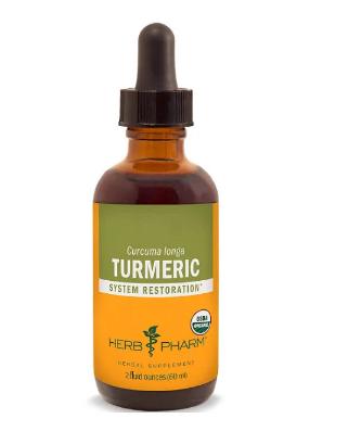 Herb Pharm Tumeric 2 oz