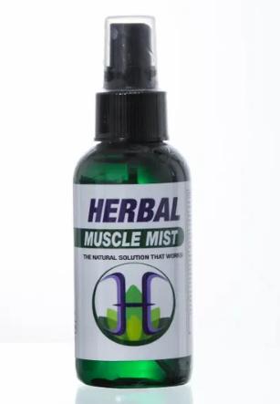 Herbal Muscle mist 4oz