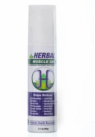 Herbal Muscle Gel