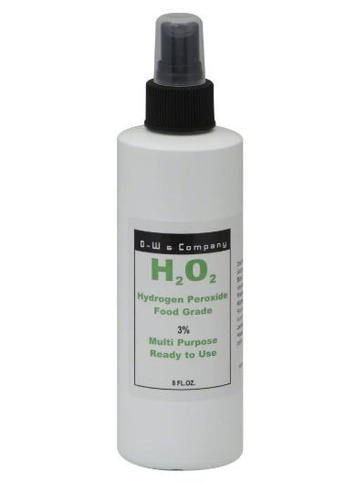 Hydrogen Peroxide Spray 8oz