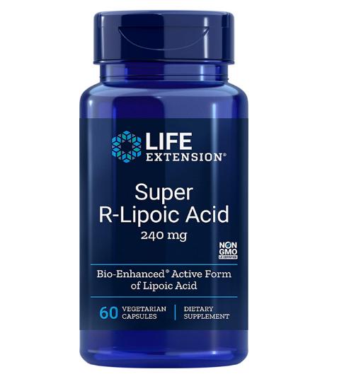 Life Extension R lipoic Acid