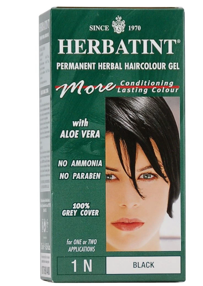 Herbatint 1N black